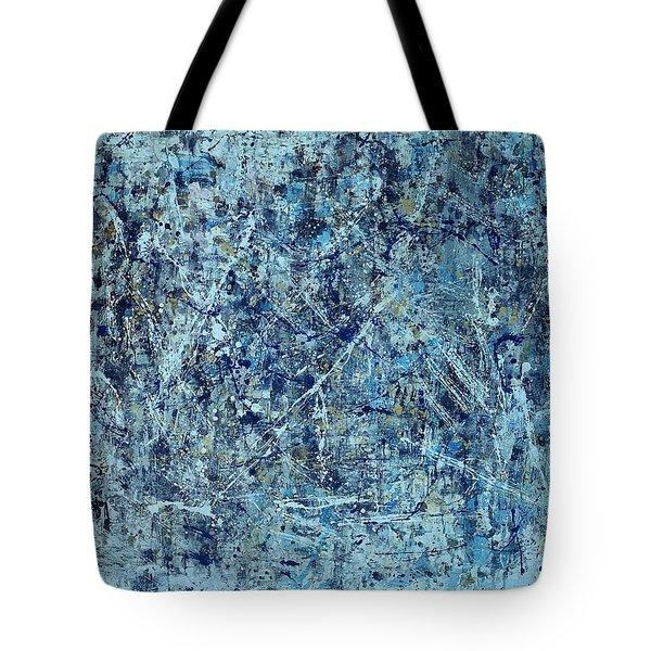I Love Pollock Tote Bag