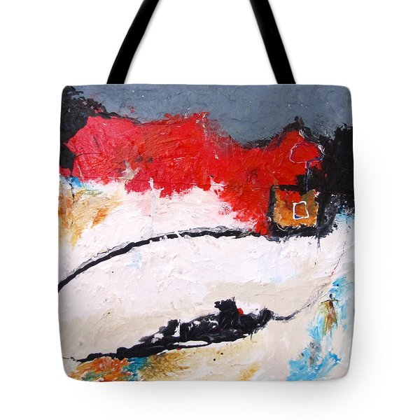 I Love Thee By Land Or By Sea Tote Bag