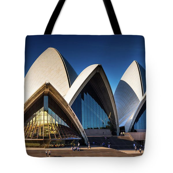 Iconic Sydney Opera House Tote Bag