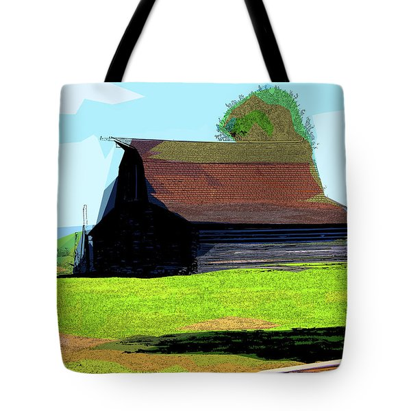 If Buildings Could Talk Tote Bag