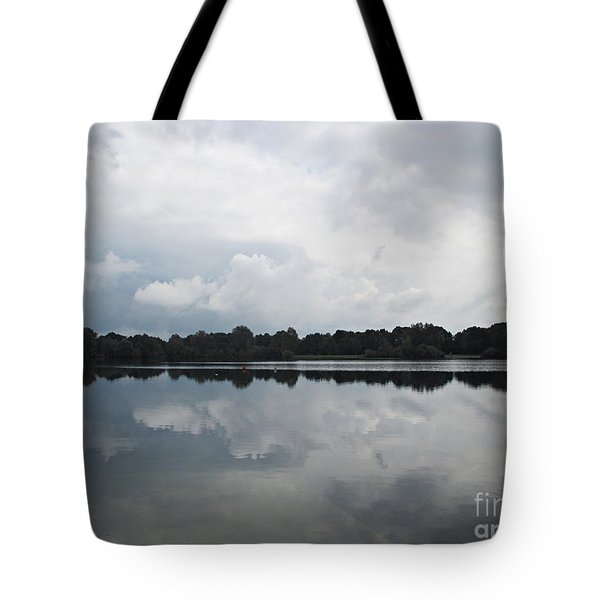 Ilsesee Near Augsburg Tote Bag