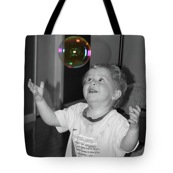 Tote Bag featuring the photograph Imagine by Robert Meanor