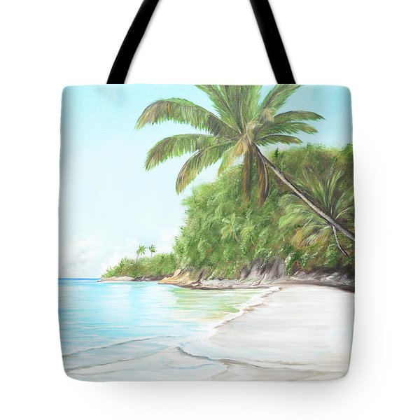 In Paradise Tote Bag