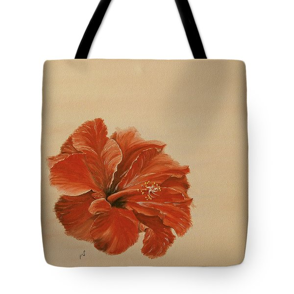 In Reds Tote Bag