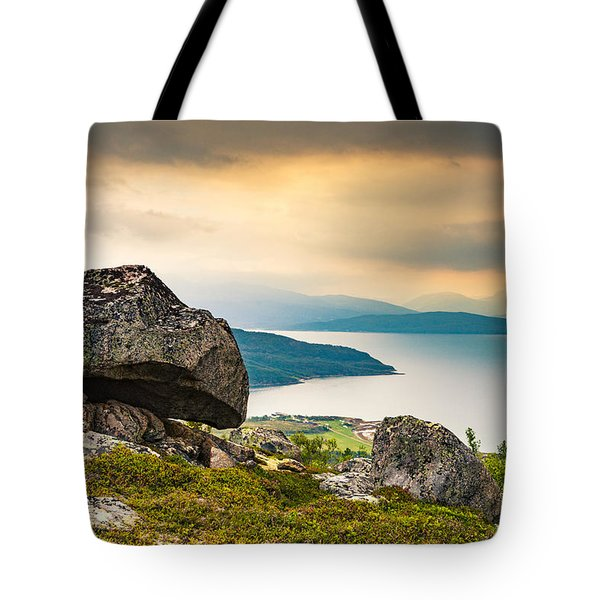 In The North Tote Bag