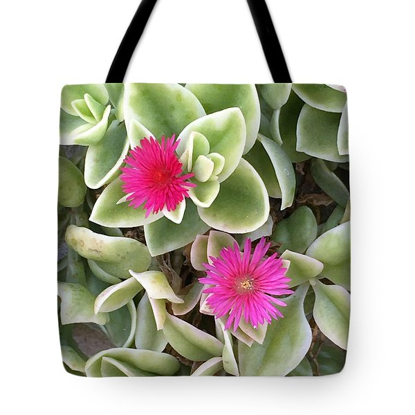 In The Pink Tote Bag by Kay Gilley