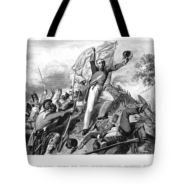 India: Sepoy Rebellion, 1857 Tote Bag by Granger