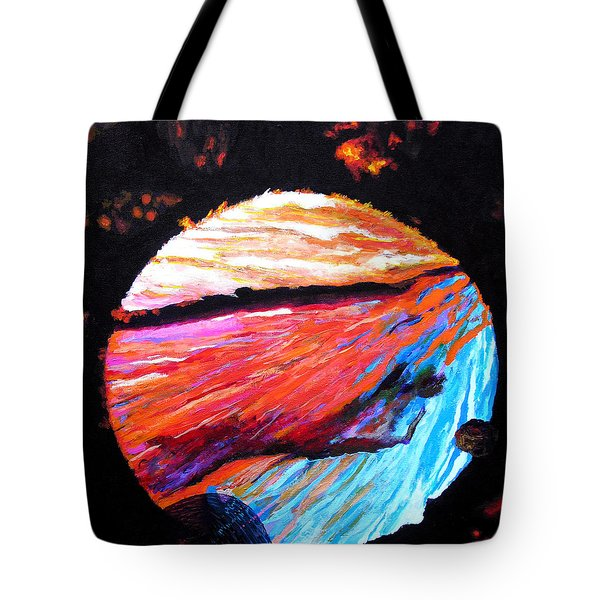 Inspire Three Tote Bag