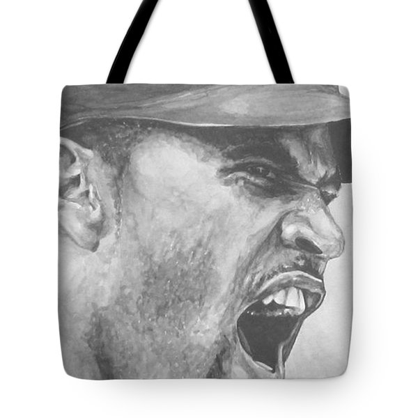 Intensity Pujols Tote Bag