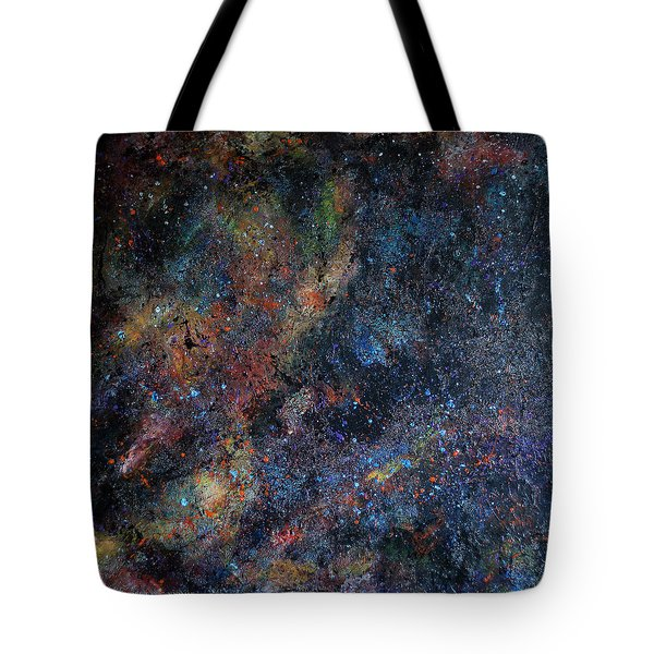 Interstellar 2 Tote Bag by Jennifer Godshalk