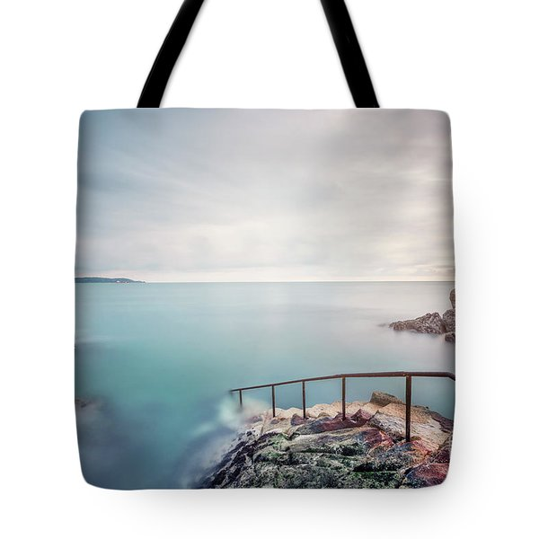 Into The Depths Tote Bag