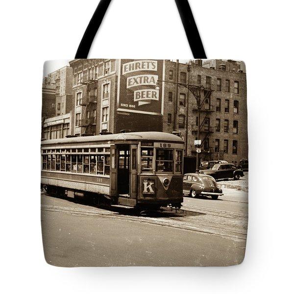 Inwood Trolley Tote Bag