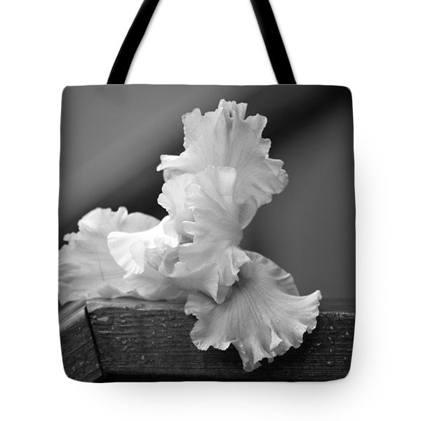 Iris Tote Bag by Lila Fisher-Wenzel