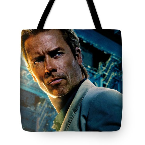 Iron Man 3 Tote Bag