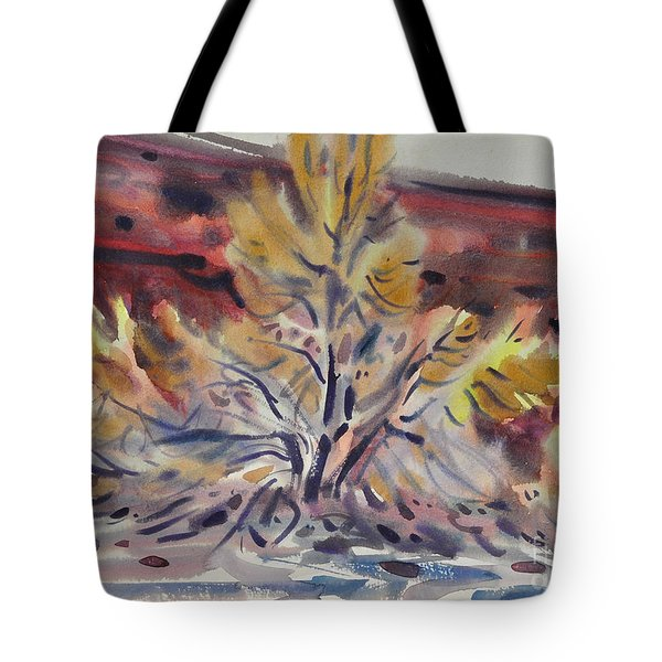 Ironwood Tote Bag