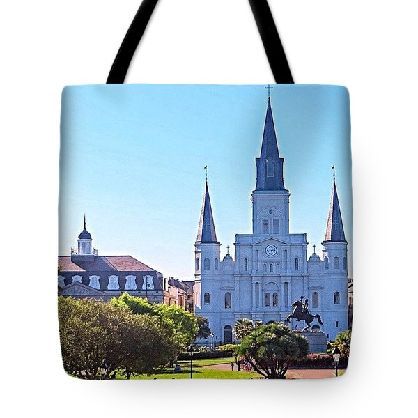 Is This Photo A #classic Or A #cliche? Tote Bag