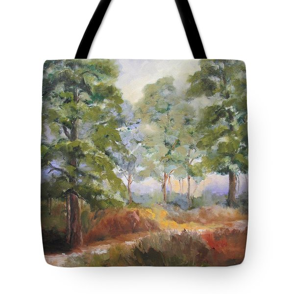 Island Pines Tote Bag