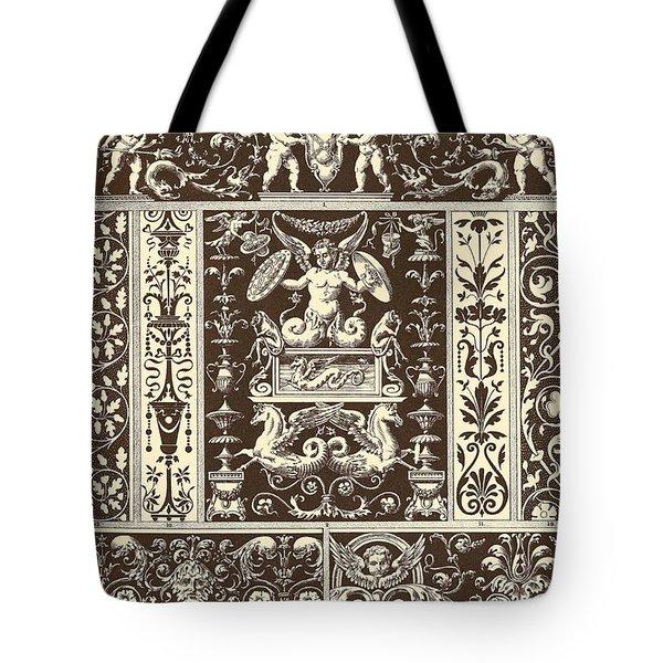 Italian Renaissance Tote Bag