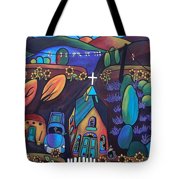 It's A Beautiful Morning Tote Bag