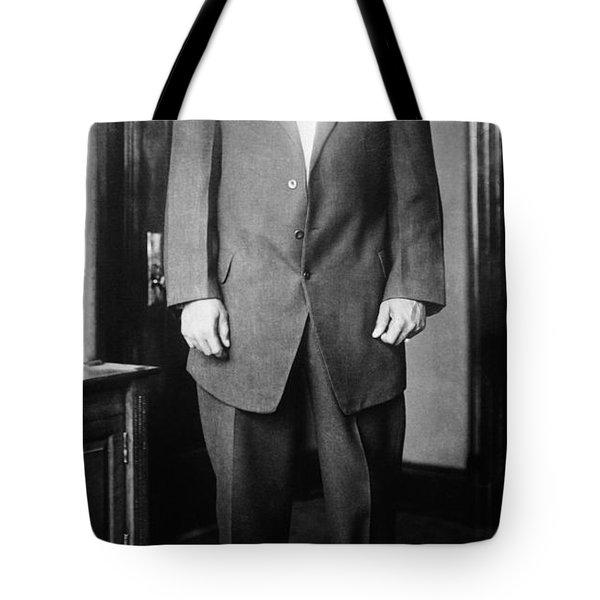 Jack Johnson (1878-1946) Tote Bag by Granger