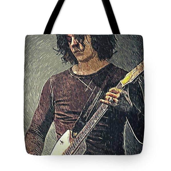 Jack White Tote Bag