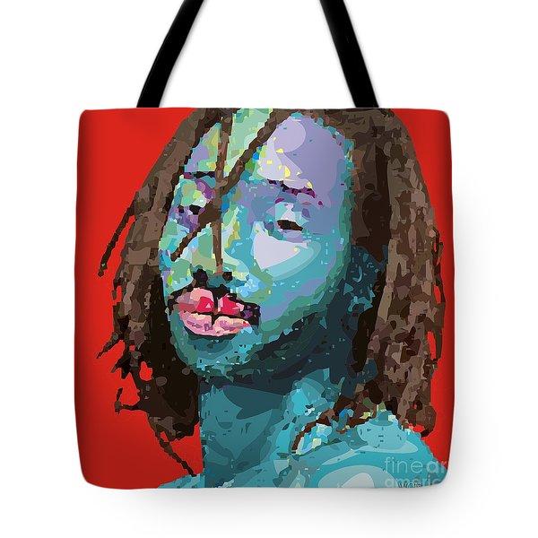 Jahmal Tote Bag