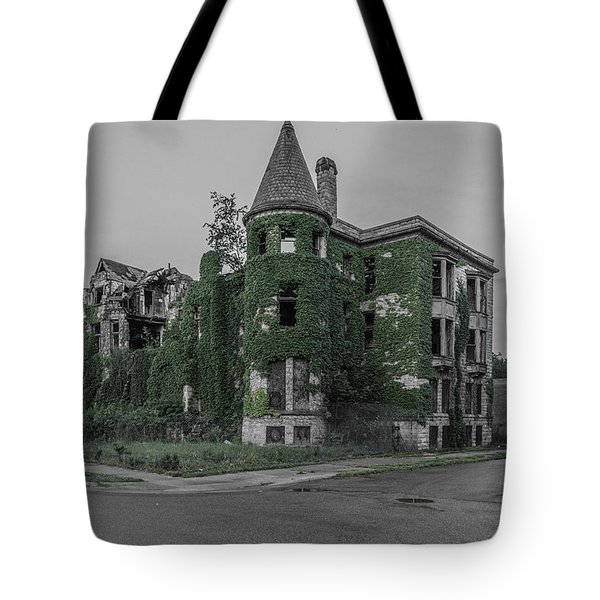 James Scott Mansion  Tote Bag