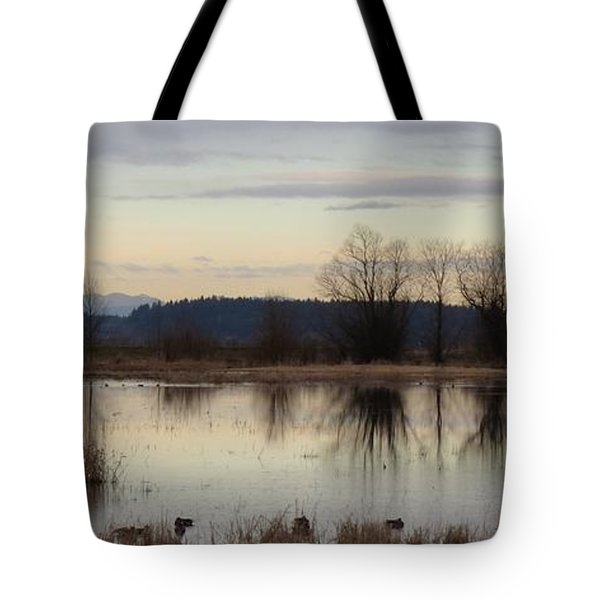 January Thaw 2 Tote Bag