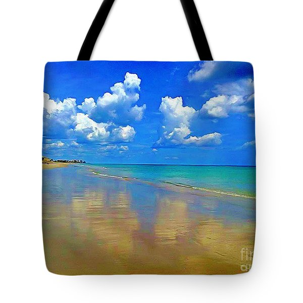 Jensen Beach  Tote Bag