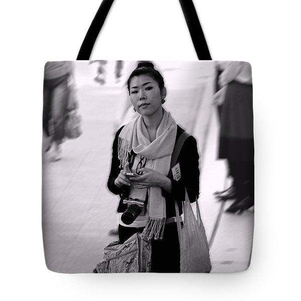 Jidai Matsuri Xv Tote Bag by Cassandra Buckley