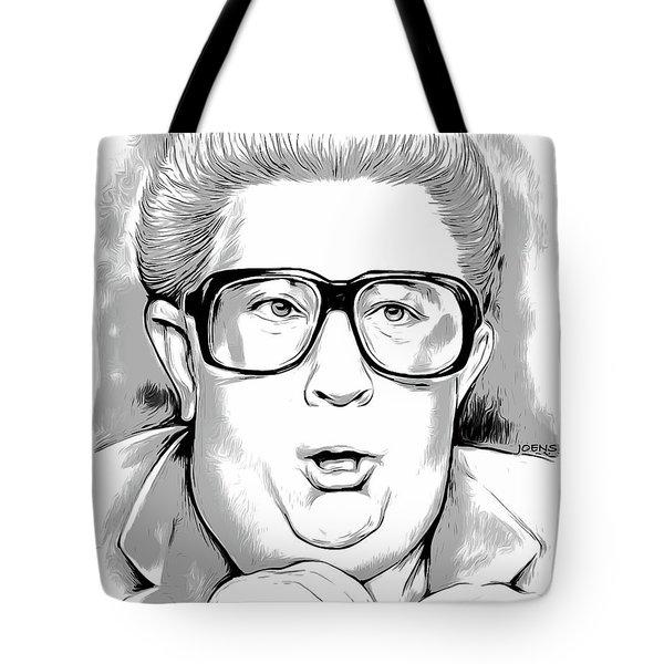 Jiminy Glick Tote Bag
