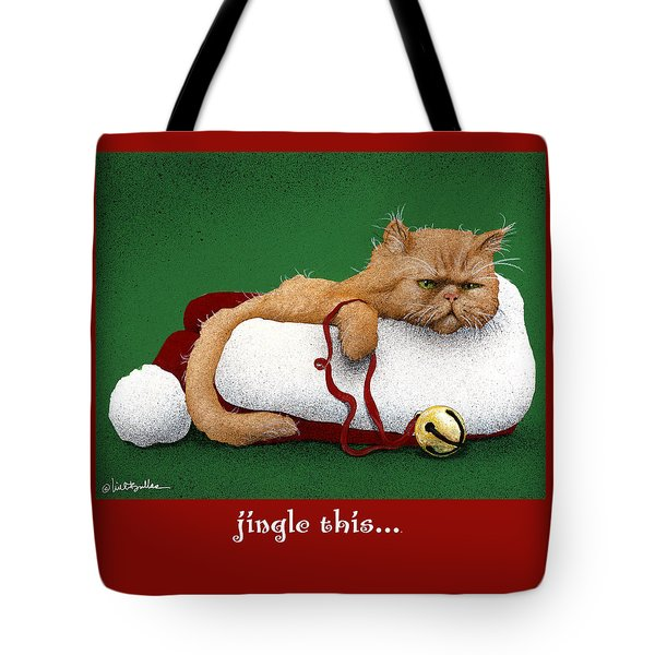 Jingle This... Tote Bag