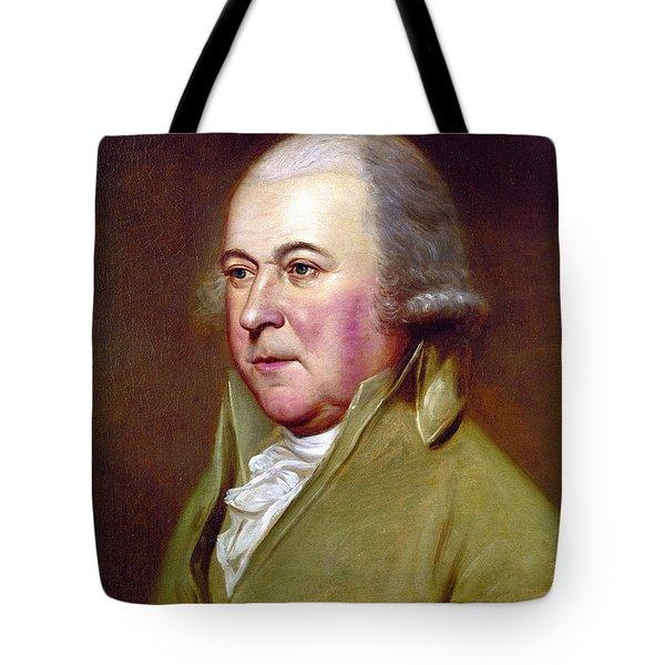 John Adams (1735-1826) Tote Bag by Granger