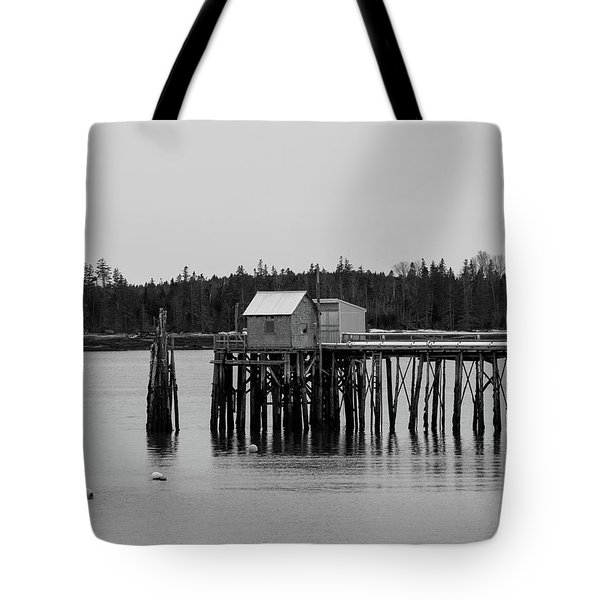 Jonesport, Maine Tote Bag