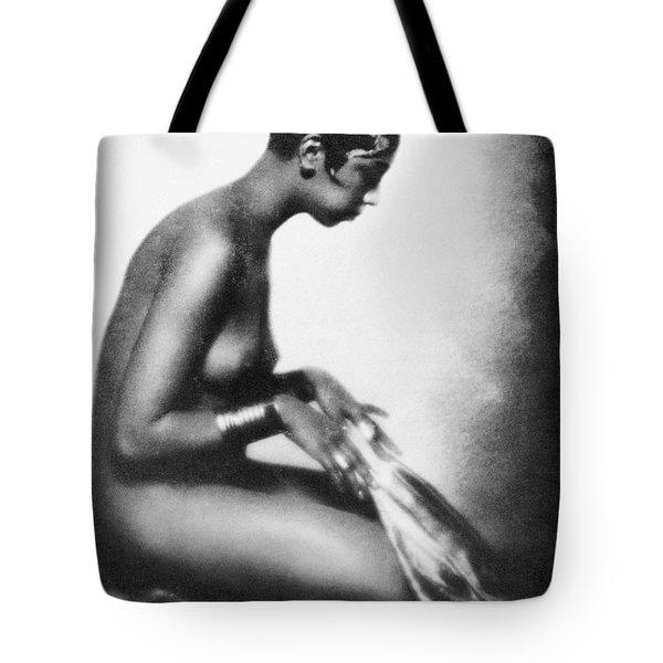 Josephine Baker (1906-1975) Tote Bag by Granger