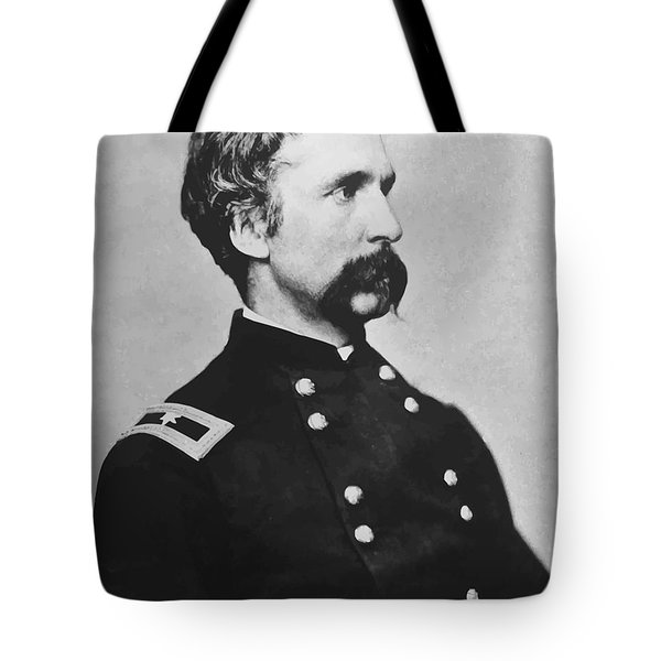 Joshua Lawrence Chamberlain  Tote Bag by War Is Hell Store