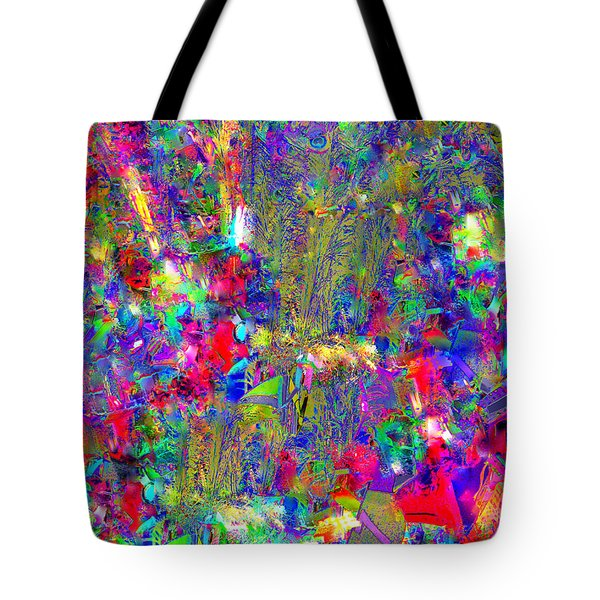 Tote Bag featuring the photograph Joy by EDi by Darlene