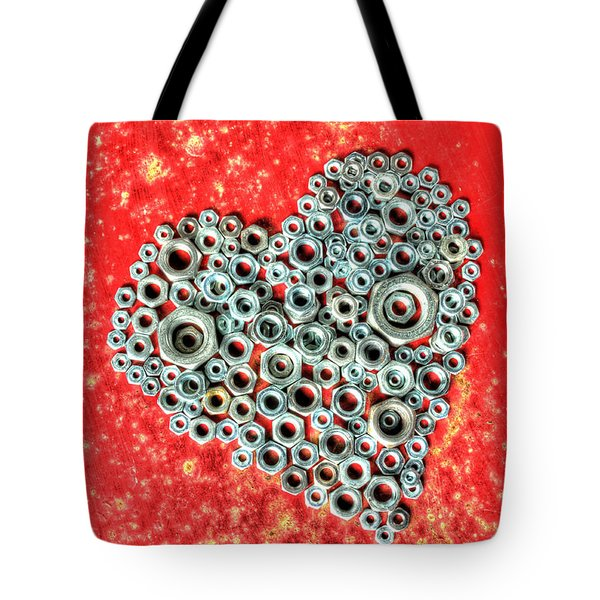 Just A Nut At Heart Tote Bag
