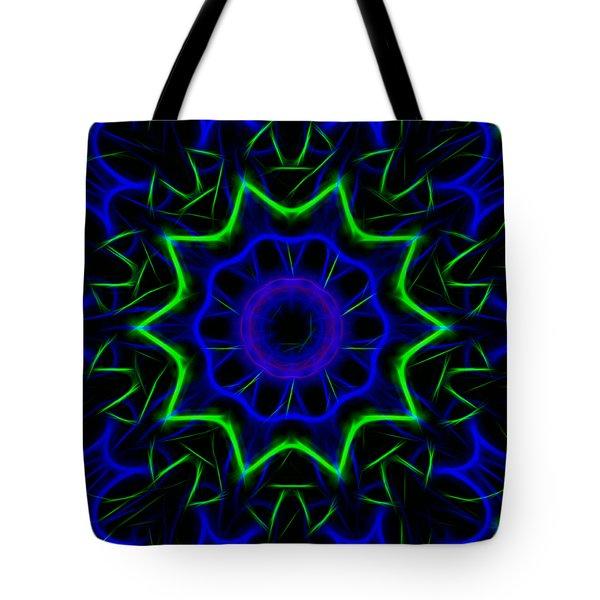 Kaleidoscope 449 Tote Bag