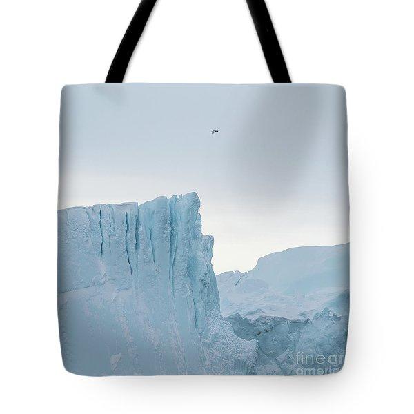 Kangia Iceberg Tote Bag