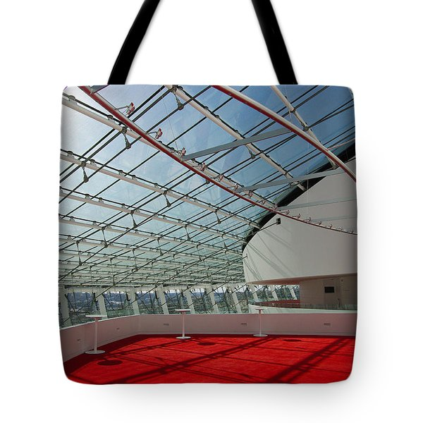 Kauffman Center For The Performing Arts Tote Bag