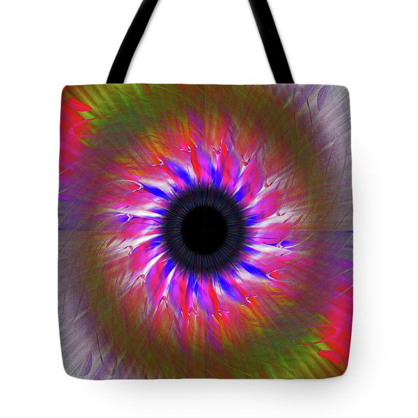 Keeping My Eye On You Tote Bag