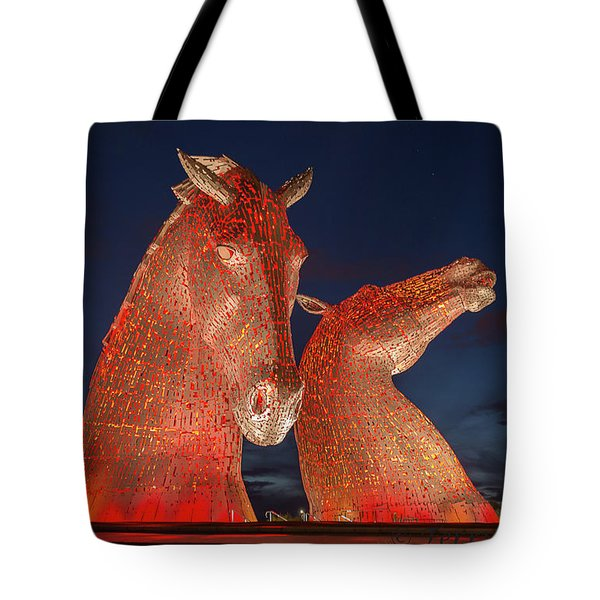 Kelpies Tote Bag