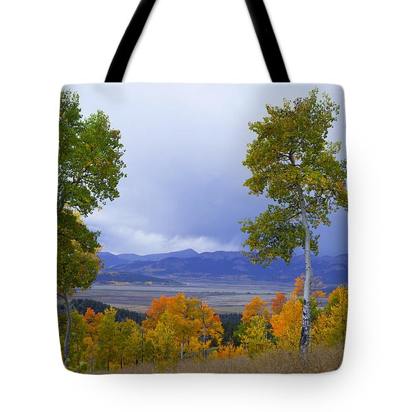 Kenosha Pass Tote Bag