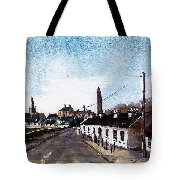Killala Village Mayo Tote Bag