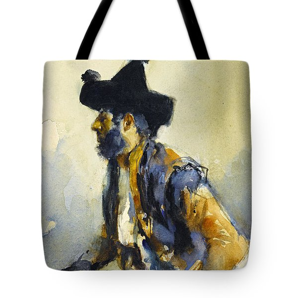 King Of The Gypsies Tote Bag