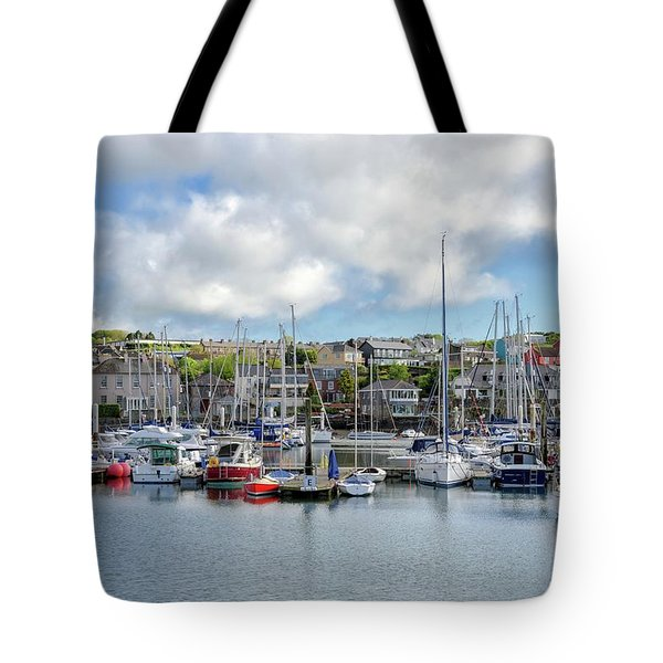 Kinsale Harbor  Tote Bag