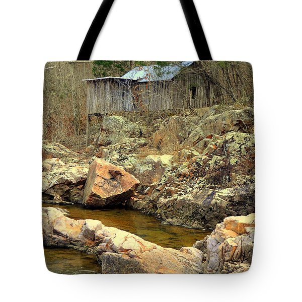 Klepzig Mill Tote Bag by Marty Koch
