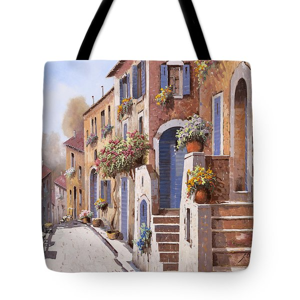 I Gradini Al Sole Tote Bag