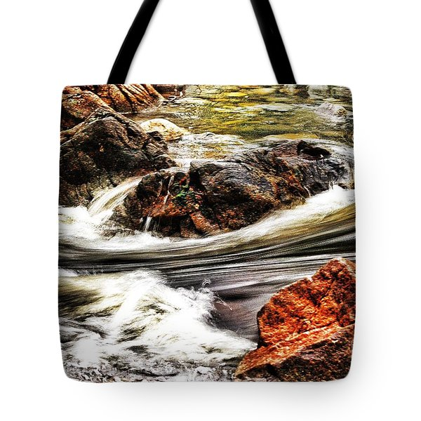Lamina Flow Tote Bag by Blair Stuart